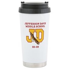 Jefferson Davis Middle Travel Mug