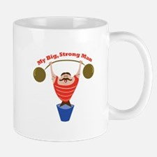 Big Strong Man Mugs