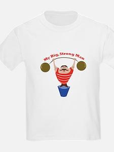 Big Strong Man T-Shirt
