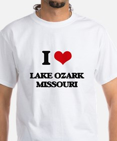 I love Lake Ozark Missouri T-Shirt