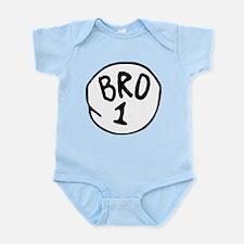 I'm A Big Brother Infant Bodysuit