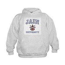 JAIN University Hoodie