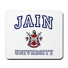 JAIN University Mousepad