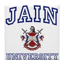 JAIN University Tile Coaster