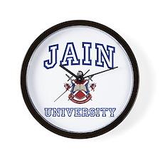 JAIN University Wall Clock