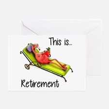 Retirment Greeting Cards