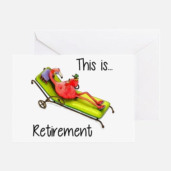 Retirment Greeting Cards