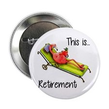 "Retirment 2.25"" Button (10 pack)"