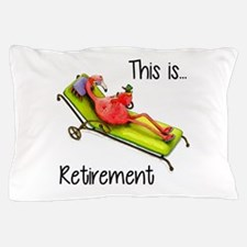 Retirment Pillow Case