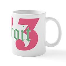 313 Detroit Mug