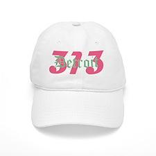 313 Detroit Baseball Cap