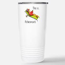Retirment Travel Mug