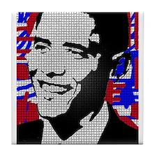The man who killed Osam Tile Coaster