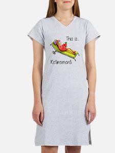 Retirment Women's Nightshirt