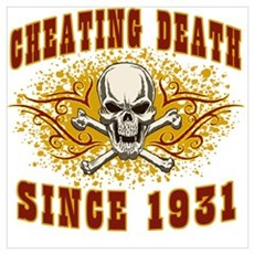 cheating death 1931 Poster