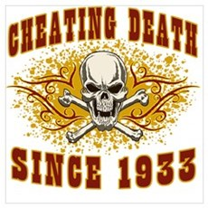 cheating death 1933 Poster