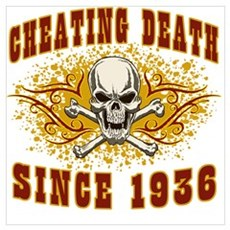 cheating death 1936 Poster