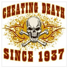 cheating death 1937 Poster