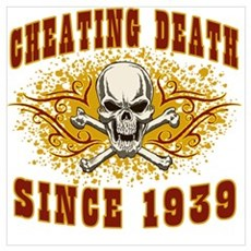 cheating death 1939 Poster