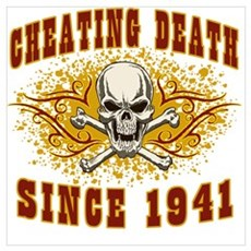 cheating death 1941 Poster