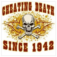 cheating death 1942 Poster