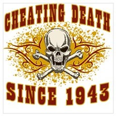 cheating death 1943 Poster