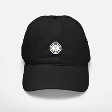 Lung Cancer Awareness Ribbon Design Baseball Hat
