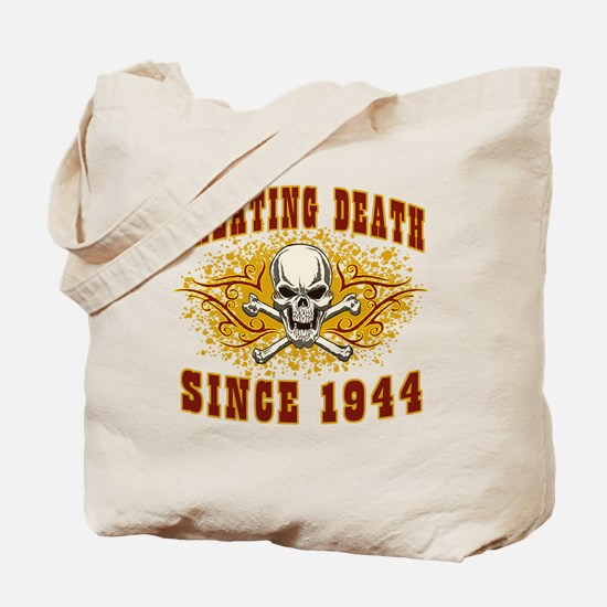 cheating death 1944 Tote Bag