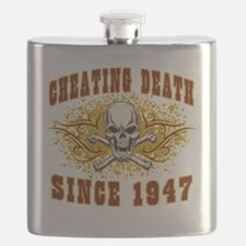 cheating death 1947 Flask