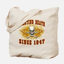 cheating death 1947 Tote Bag