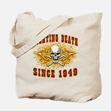 cheating death 1949 Tote Bag