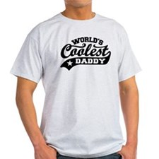 World's Coolest Daddy T-Shirt