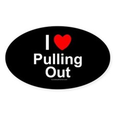 Pulling Out Decal