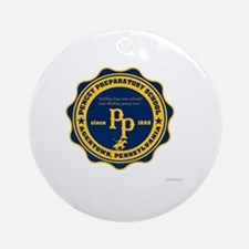 Pencey Prep Round Ornament