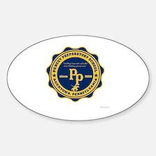 Pencey Prep Sticker (Oval)