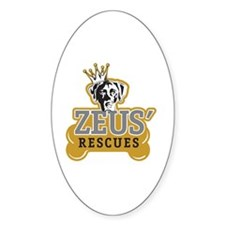 Cute Animal rescue new orleans Decal