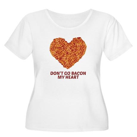 Don't Go Bac Women's Plus Size D Plus Size T-Shirt
