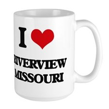 I love Riverview Missouri Mugs