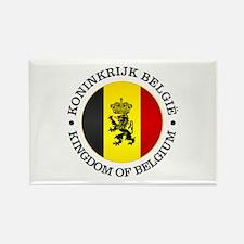 Belgium (rd) Magnets