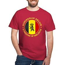 Belgium (rd) T-Shirt