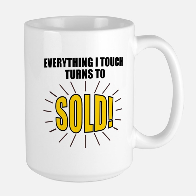 Everything I touch turns to SOLD! Mugs