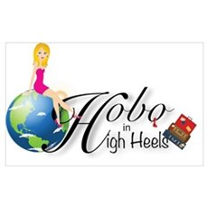 Hobo Logo Large Poster