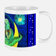 MOON DRAGON Mugs