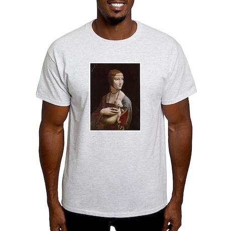 DaVinci Nine Shop Light T-Shirt
