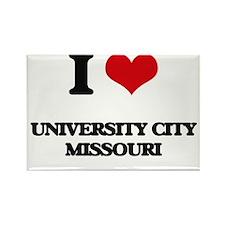 I love University City Missouri Magnets