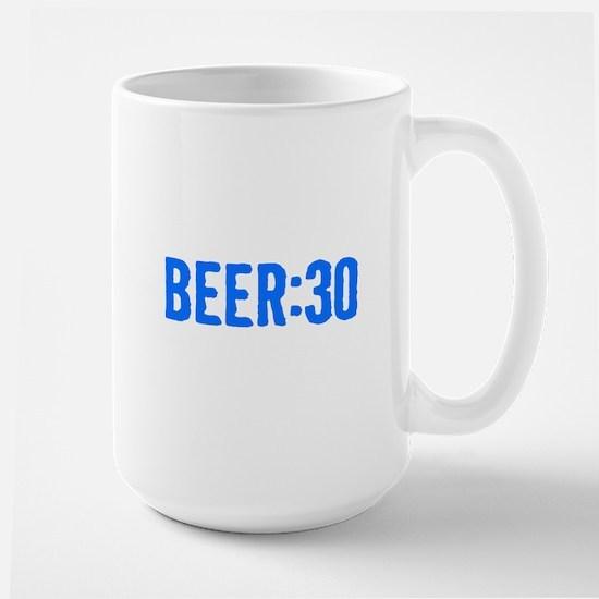 Beer:30 Large Mug