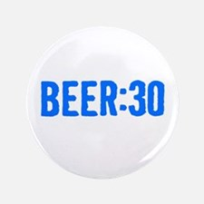 "Beer:30 3.5"" Button (100 Pack)"