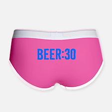 Beer:30 Women's Boy Brief