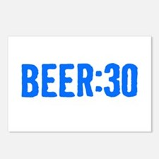 Beer:30 Postcards (Package of 8)