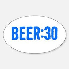Beer:30 Decal